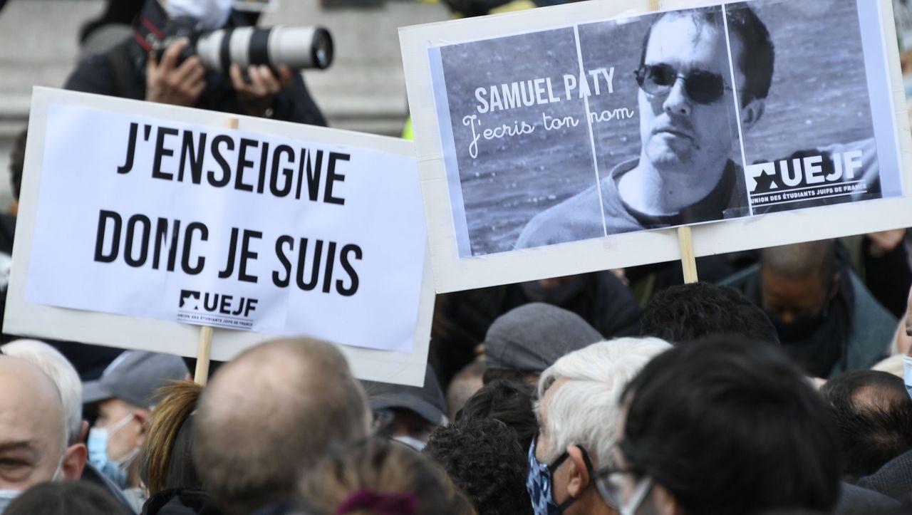 Nach Enthauptung von Lehrer: Frankreichs Innenminister lässt Moschee in Pariser Vorort schließen