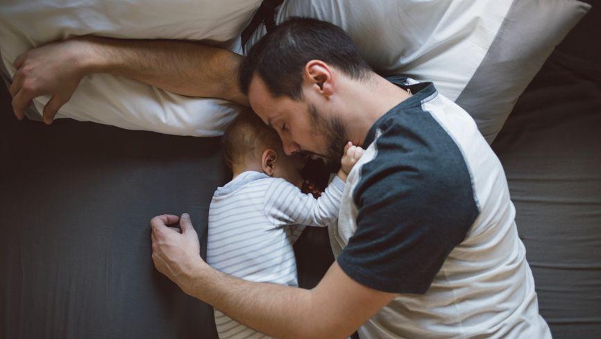 Elternkolumne: Kein Kind muss schlafen lernen