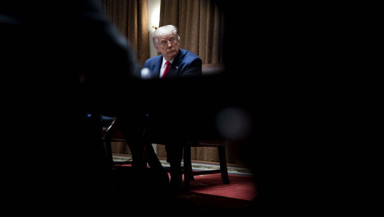 Streit um Finanzunterlagen: Ermittlungen gegen Trump weiten sich aus