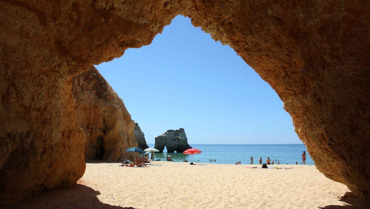 Von Amado bis Odeceixe: Die zehn schönsten Strände der Algarve