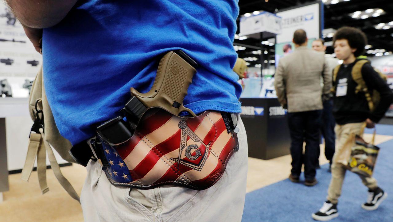 USA: Waffenlobby NRA meldet Konkurs an