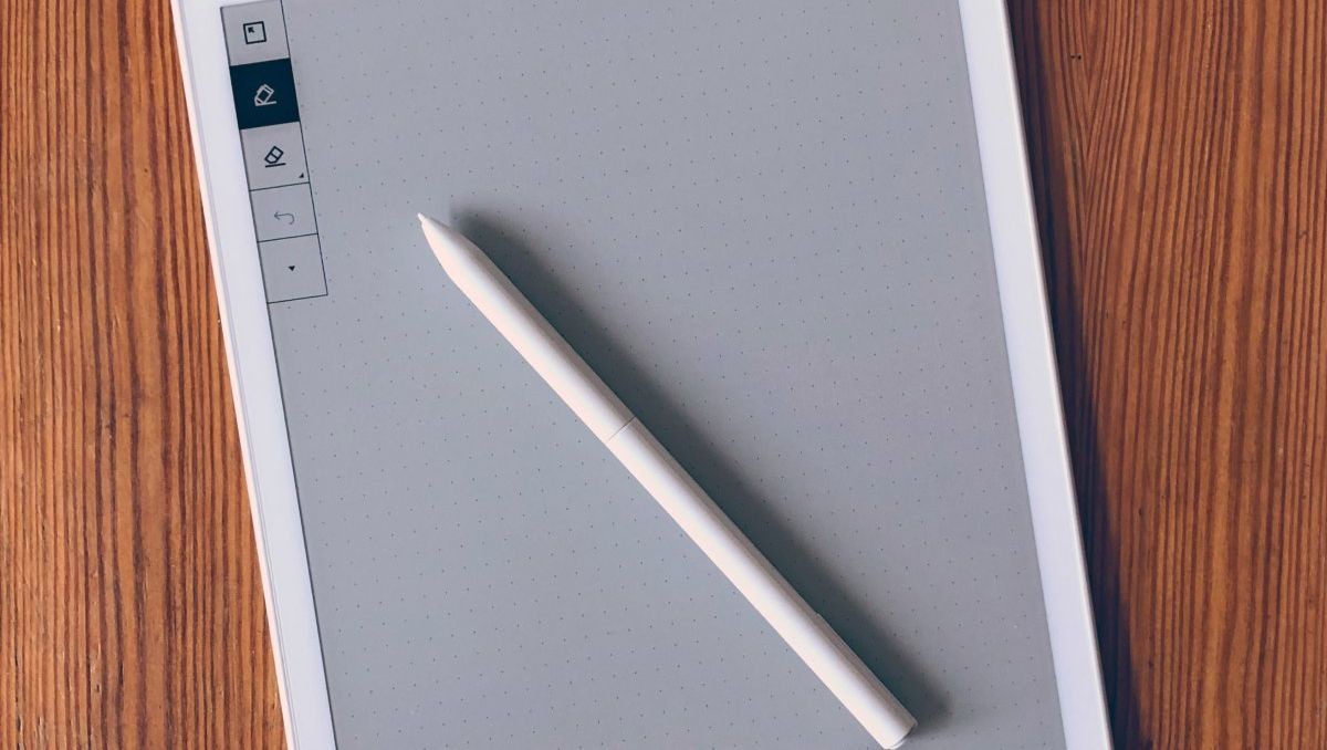 Schwarz-Weiß-Tablet reMarkable im Test: Ein Blatt Digitalpapier für 500 Euro