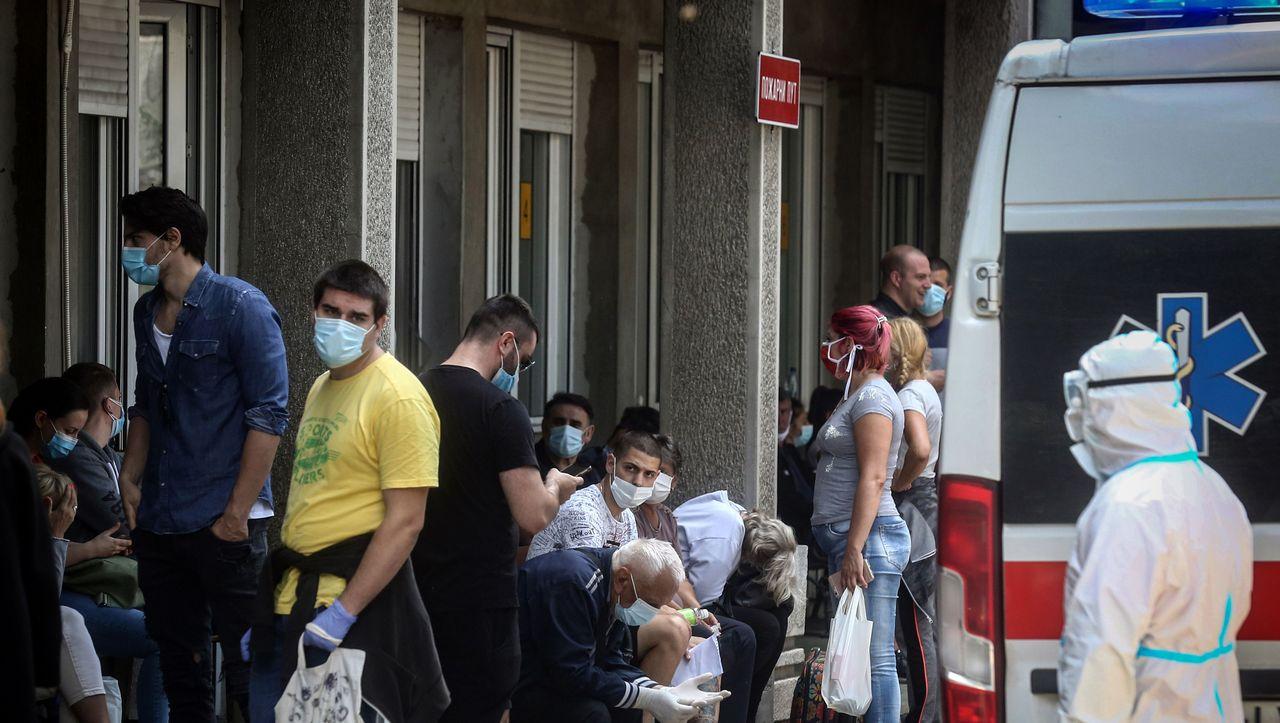 Serbien, Mazedonien, Kroatien: Warum die Pandemie den Balkan so hart trifft