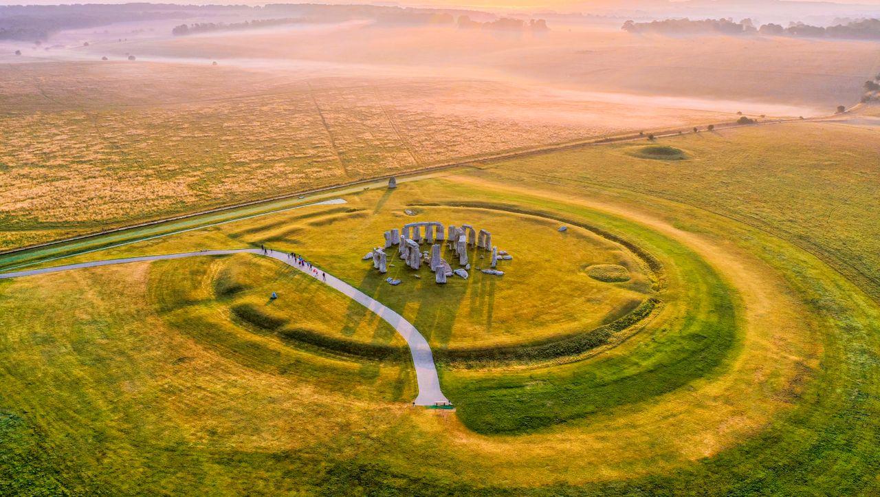 Sensationsfund: Riesiges Steinzeit-Monument bei Stonehenge entdeckt