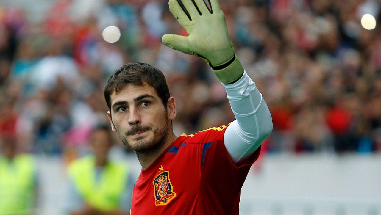 Ehemaliger Keeper von Real Madrid und Spanien: Torwartlegende Iker Casillas hört auf