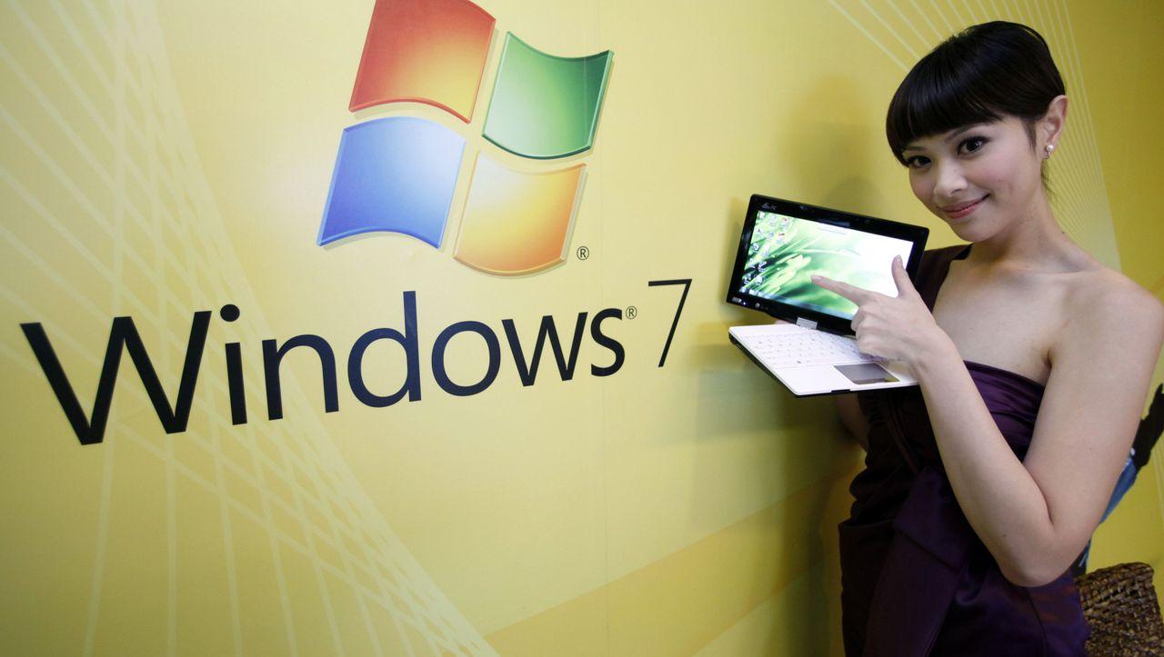 Microsoft-Betriebssystem: In sechs Monaten endet der Support für Windows 7