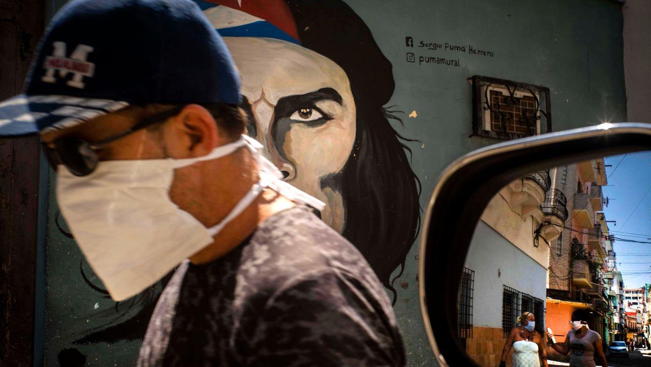 Coronakrise in Kuba: Milch gegen Dollar