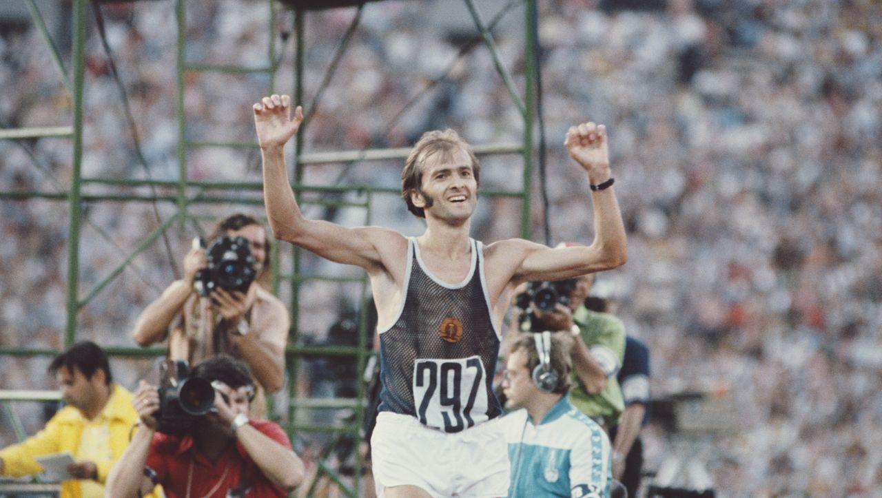 Marathon-Olympiasieger Cierpinski wird 70: Der berühmteste Waldemar