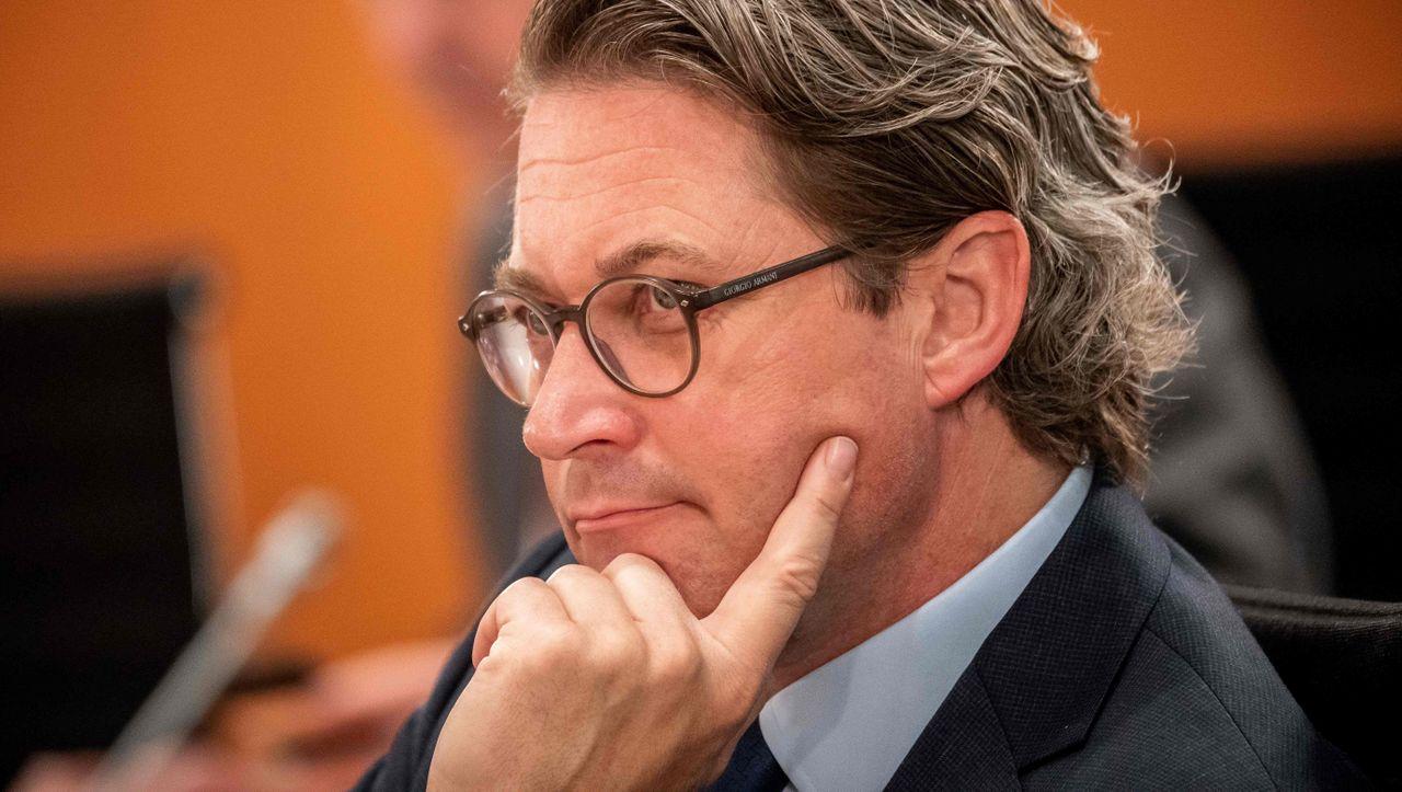 Verkehrsminister Andreas Scheuer: Dieser Mann ist so unglaublich gut im Schlechtsein