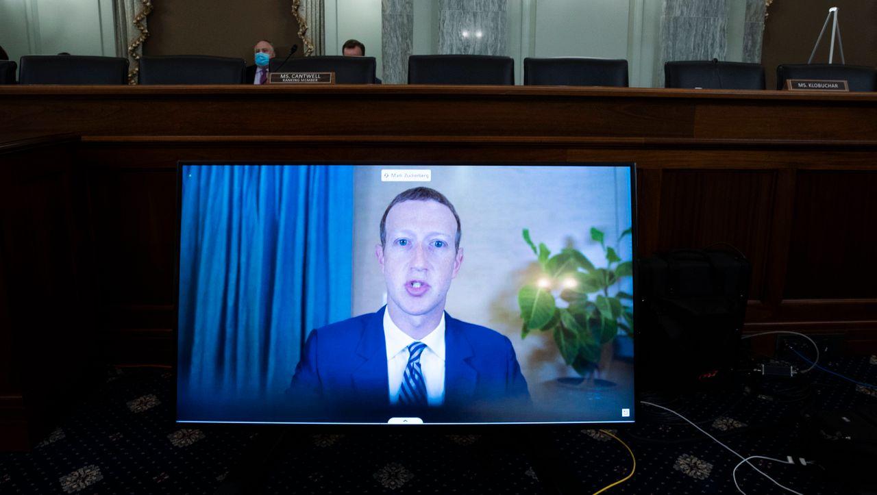 Newsblog zur US-Wahl: Facebook-Chef Zuckerberg warnt vor Unruhen