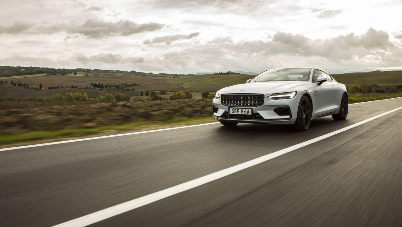 Autogramm Polestar 1: Mit diesem Auto greift Volvo Tesla an
