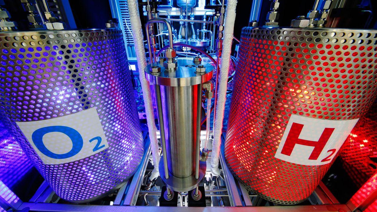 Infrastruktur: Startschuss für Deutschlands Wasserstoffnetz