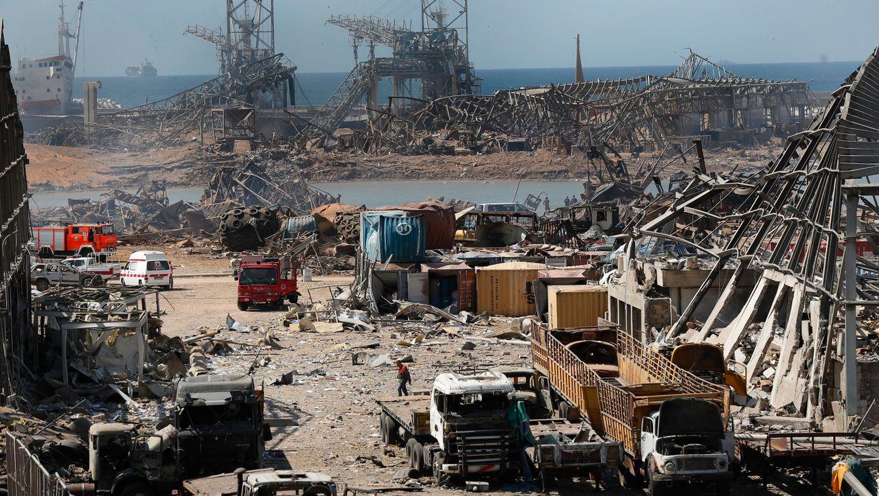 Explosionen in der Hauptstadt: Libanon verhängt Ausnahmezustand für Beirut - Hafenoffizielle unter Arrest