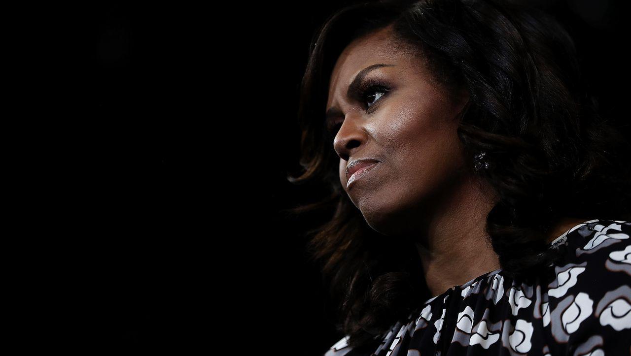 """Rassismus und Trump: Michelle Obama spricht von """"leichter Depression"""""""