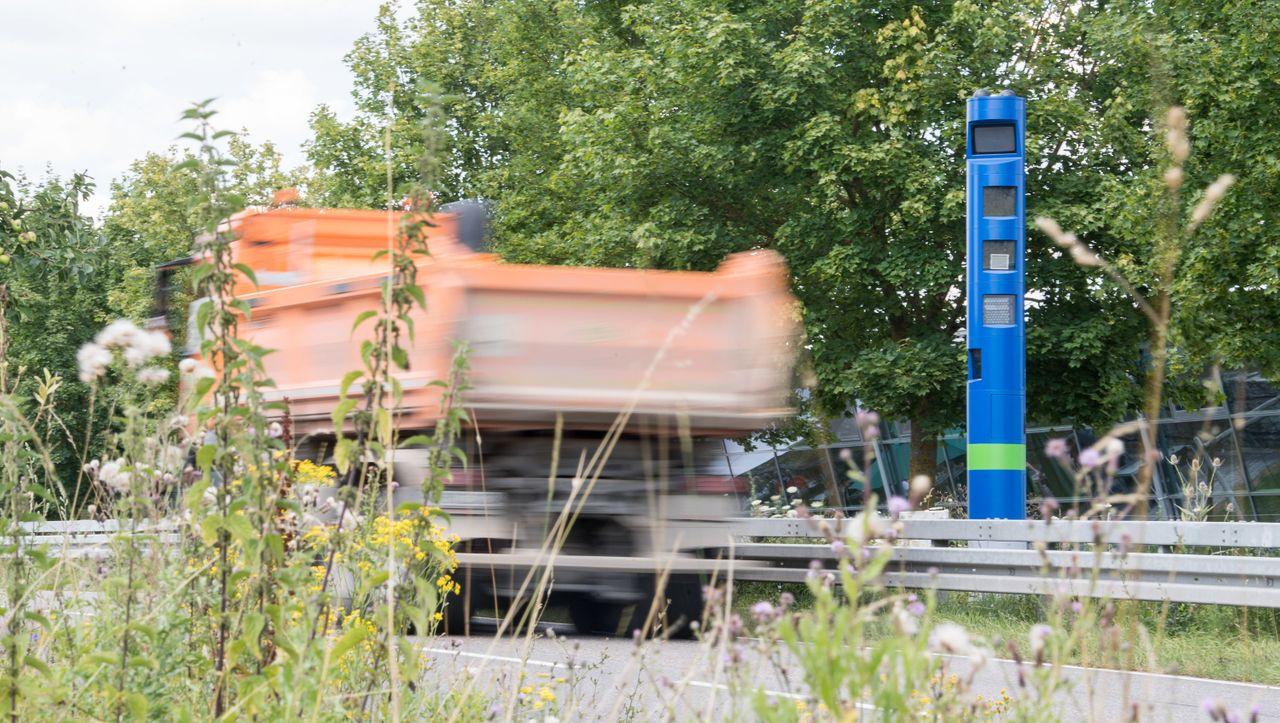 Europäischer Gerichtshof: Lkw-Maut darf keine Kosten für Verkehrspolizei einbeziehen