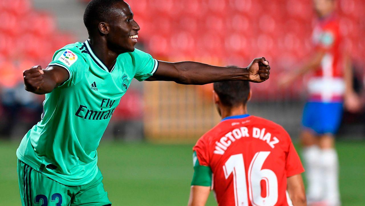 Knapper Erfolg gegen Granada: Real Madrid fehlt nur noch ein Sieg zur Meisterschaft