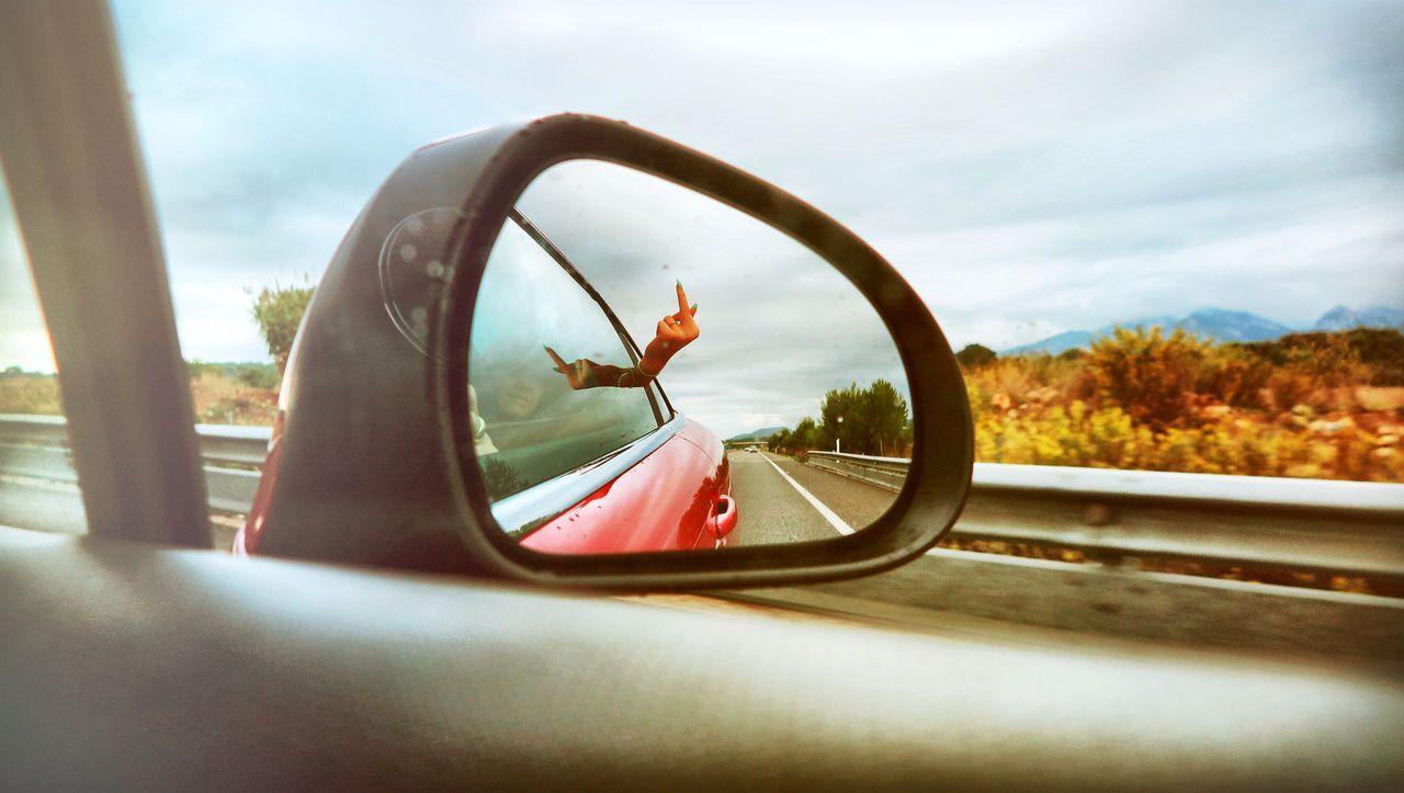 Neue Studie zu Aggression im Straßenverkehr: Das Problem ist männlich