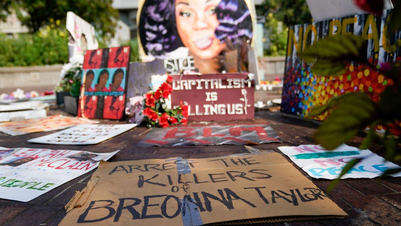 Erschossene Afroamerikanerin: US-Stadt zahlt Familie von Breonna Taylor zwölf Millionen Dollar Abfindung