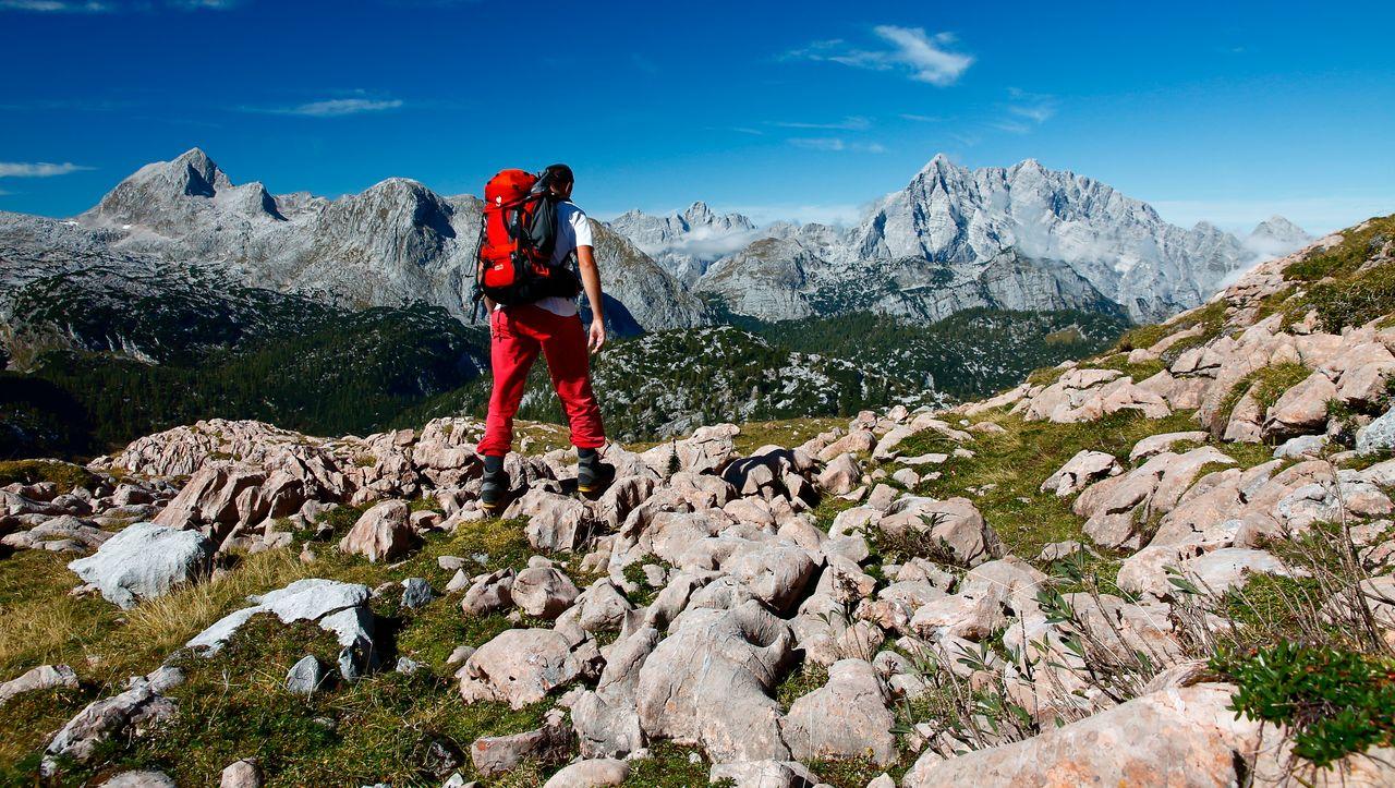 Alpentour: Warum es gut tut, allein in die Berge zu ziehen