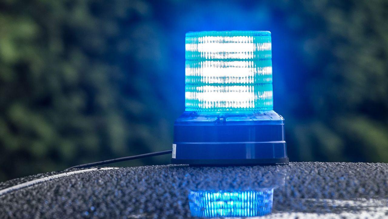 Autobahnabfahrt gesperrt: Polizei stoppt Lkw-Fahrer mit 3,19 Promille