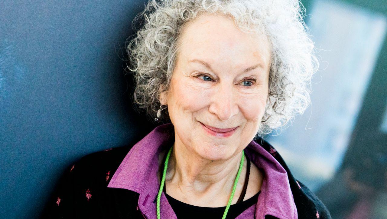 """Margaret Atwood bei Spitzentitel: """"Verschiedene Zukünfte sind denkbar"""""""