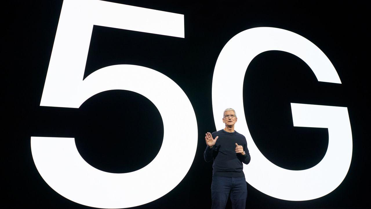 iPhone 12: Warum 5G für Apple jetzt wichtig ist - und Apple für 5G