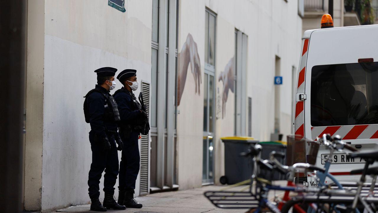 """Paris: Angreifer wollte Büros von """"Charlie Hebdo"""" anzünden"""
