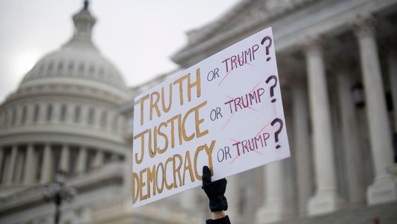 """Impeachment-Verfahren gegen Trump: """"Er hat seinen Plan mit korrupter Absicht vorangetrieben"""""""