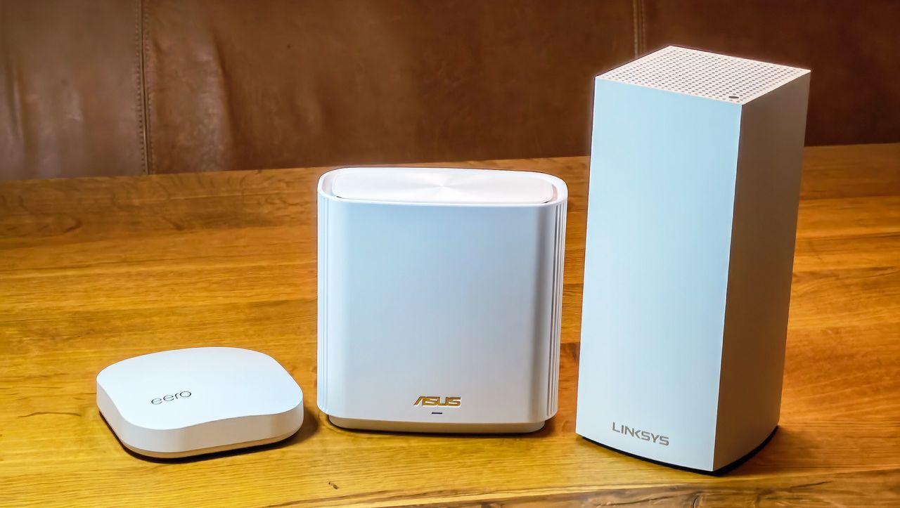 Mesh-WLAN-Router im Test: Wie bekommt man schnelles und stabiles Internet bis in die letzte Ecke?