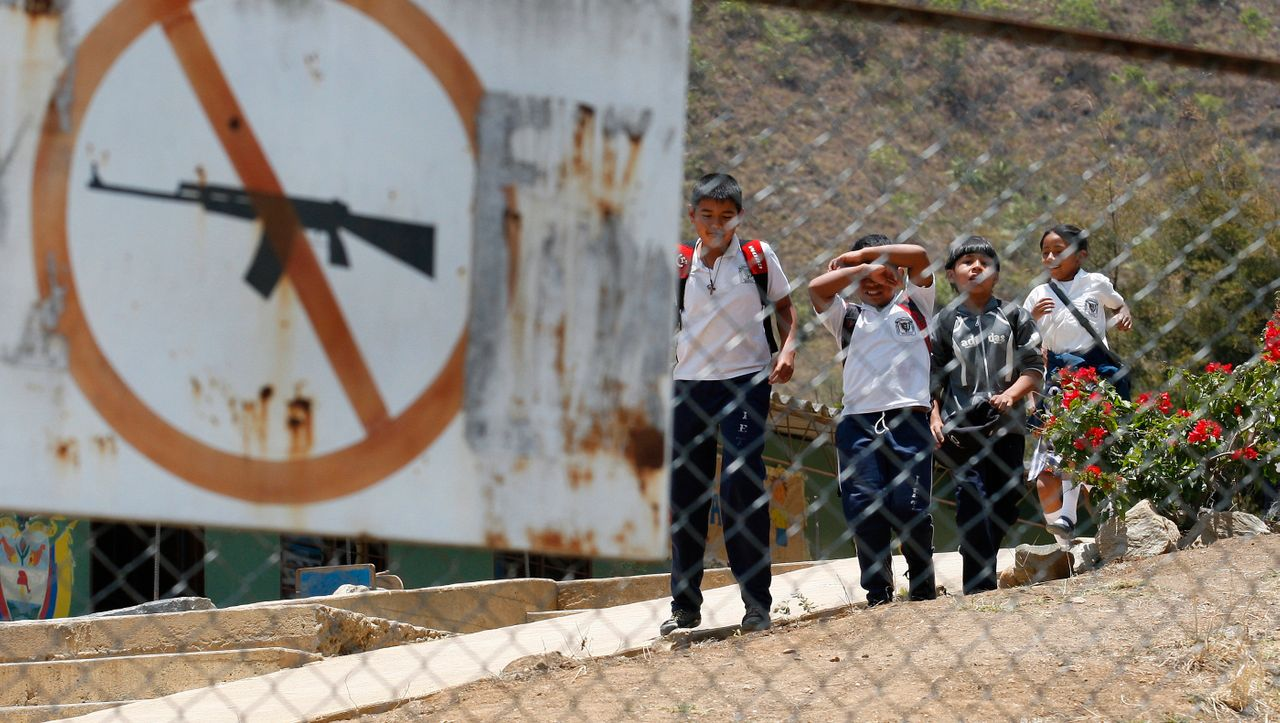 Guerillas, Paramilitaries, Drug Cartels: Colombian Gangs Are Using the Pandemic To Exploit Youth