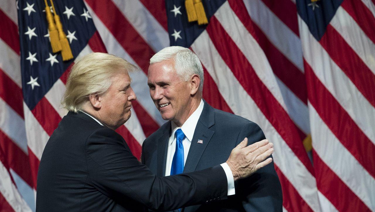 US-Vizepräsident Mike Pence: Der Mann, der seine Seele verkaufte – und nichts dafür bekam