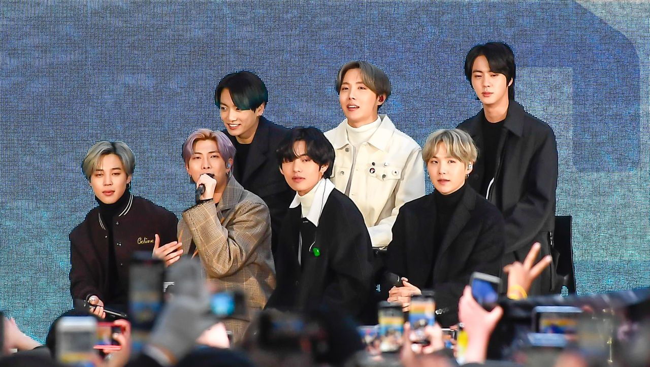 Neues Album von K-Pop-Stars BTS: 28 Minuten Wird-schon-wieder