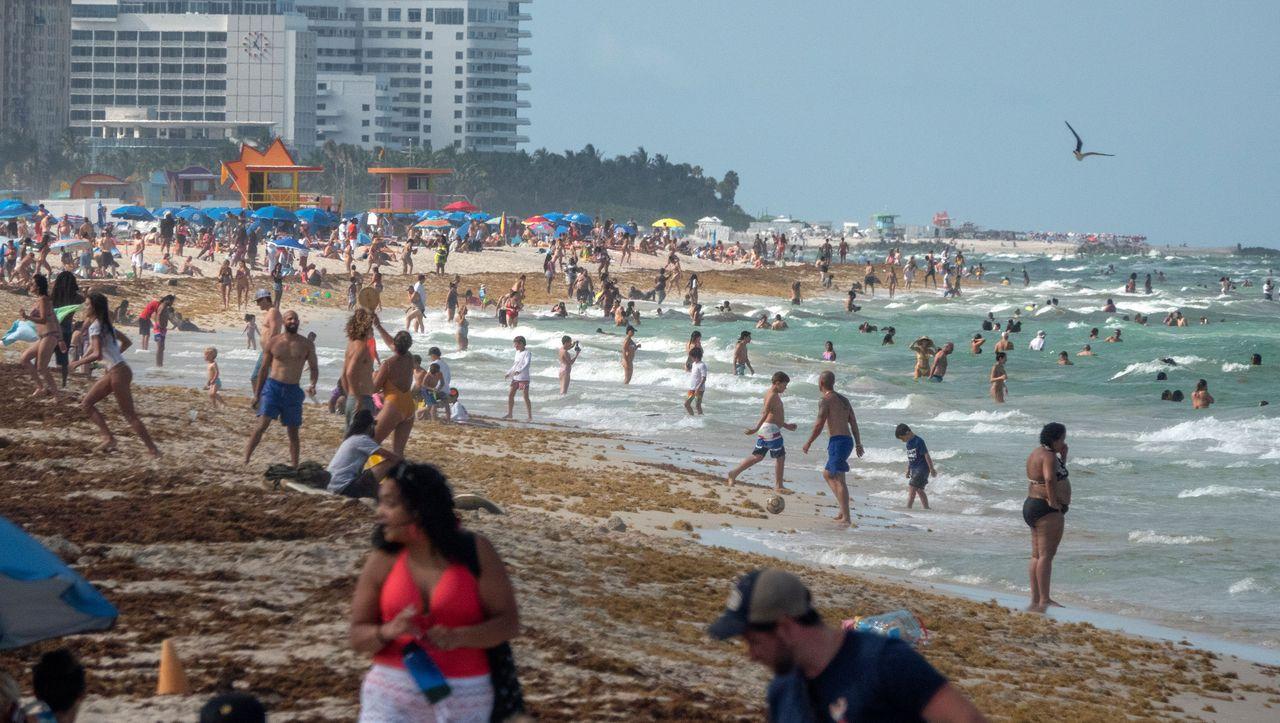 """Dramatischer Corona-Ausbruch in Florida: """"Wir werden nichts schließen"""""""