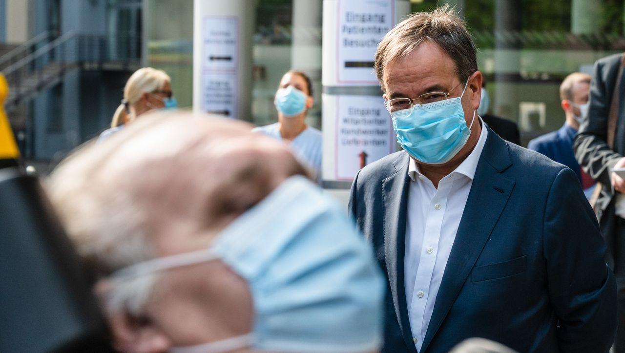 NRW-Ministerpräsident Armin Laschet: Die neue Taktik von Mister Exit