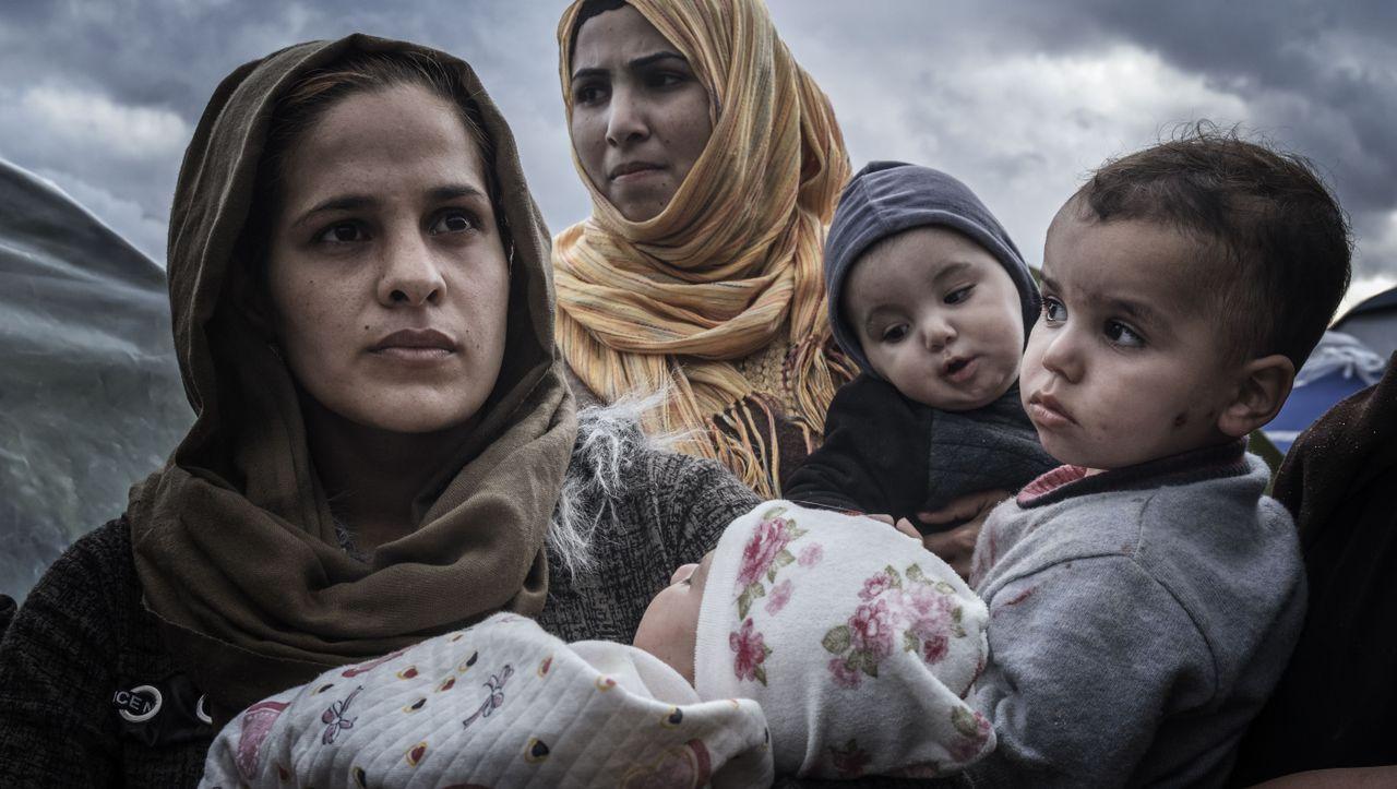 Griechenland baut Haftlager für Flüchtlinge: Europas Gefängnisinsel
