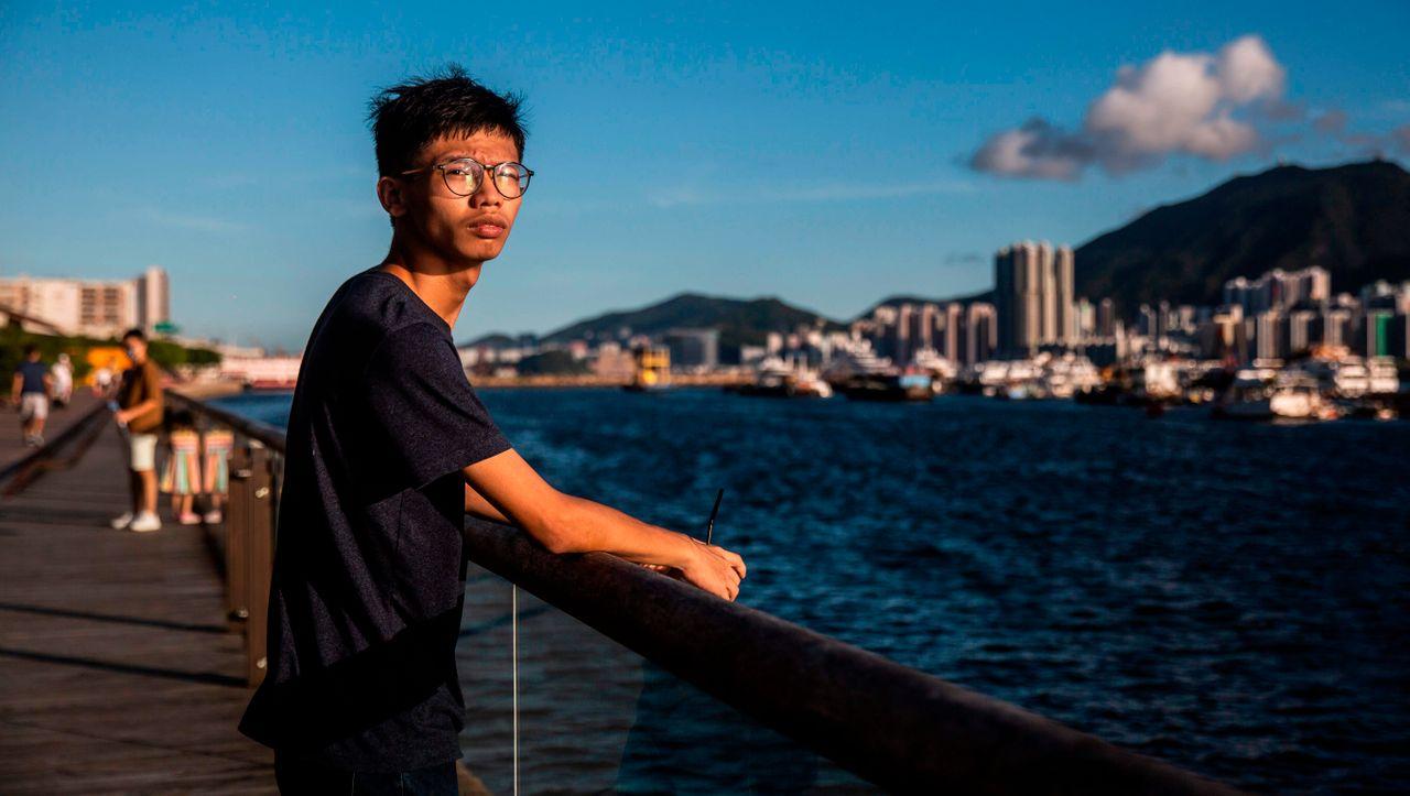 Chinesische Sonderverwaltungszone: Polizei nimmt offenbar Hongkonger Aktivist in Nähe von US-Konsulat fest