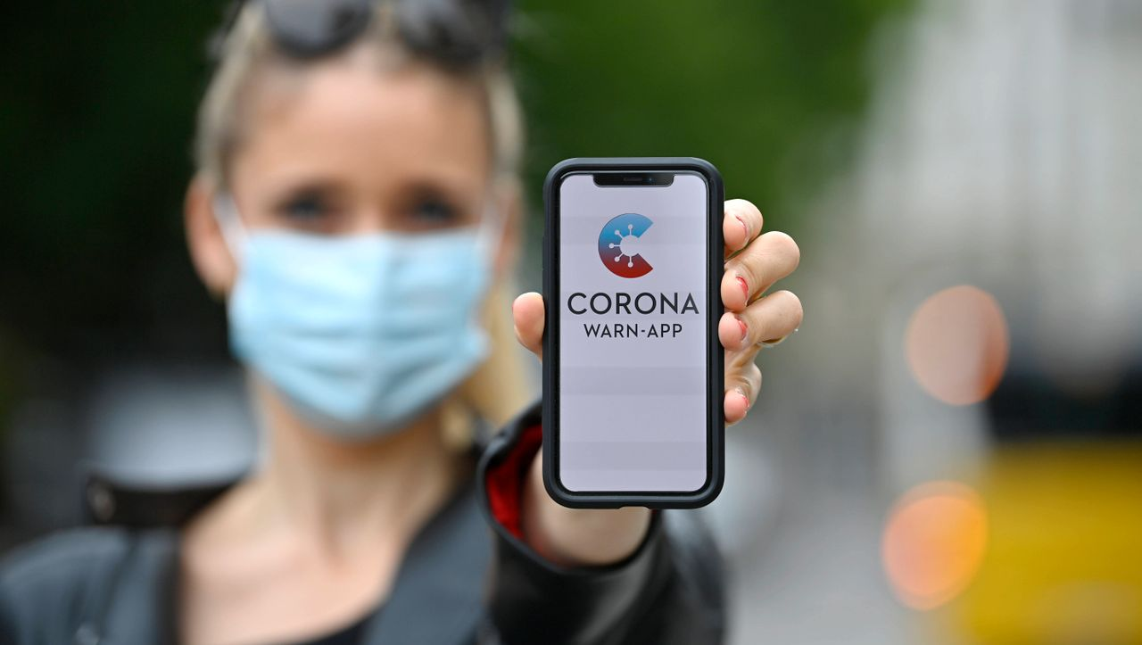 """Region geändert"": Corona-Warn-App funktioniert trotz Fehlermeldung"