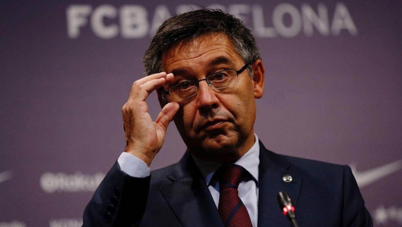 Krise beim Messi-Klub: Barcelonas Präsident Bartomeu tritt zurück