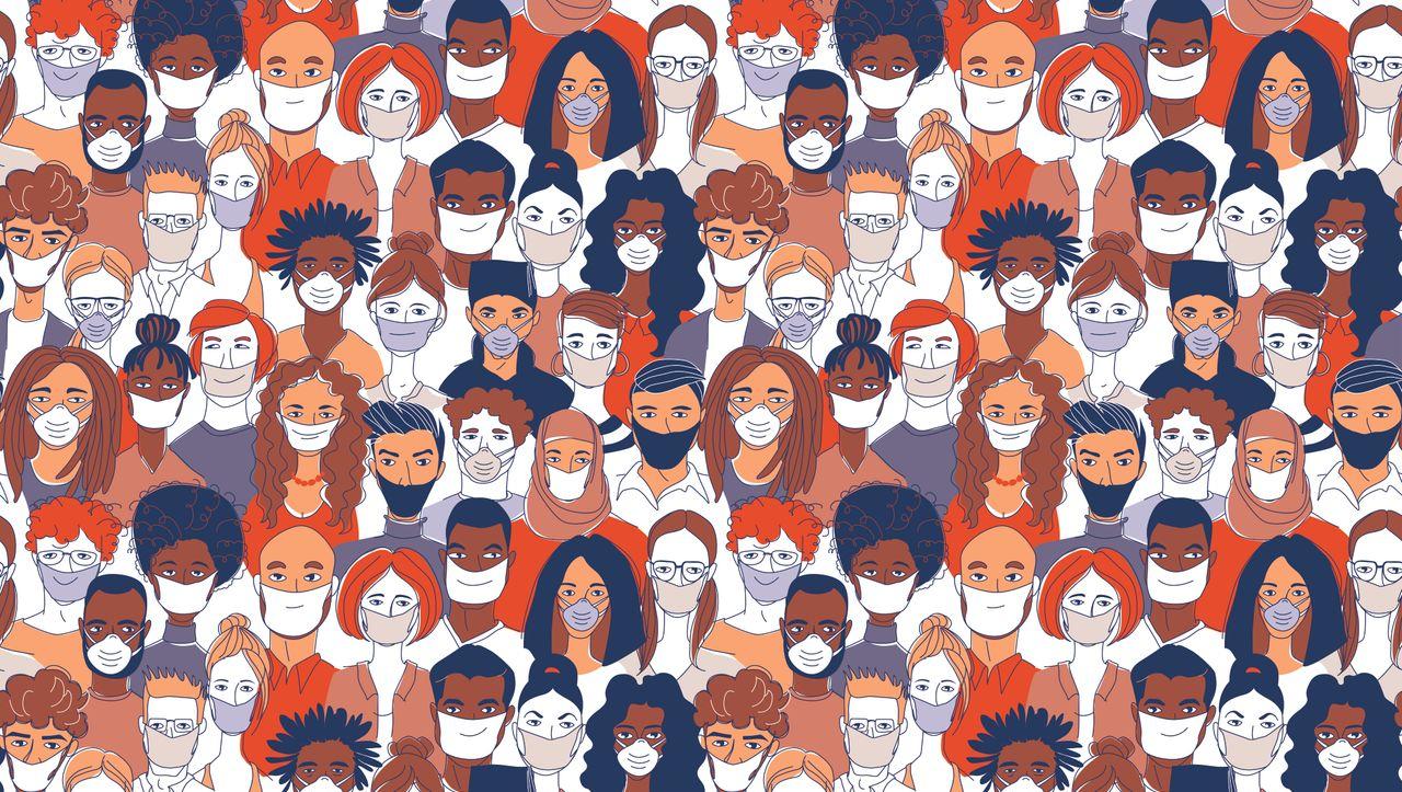 Schutzmasken in der Coronakrise: Tragen oder nicht tragen?
