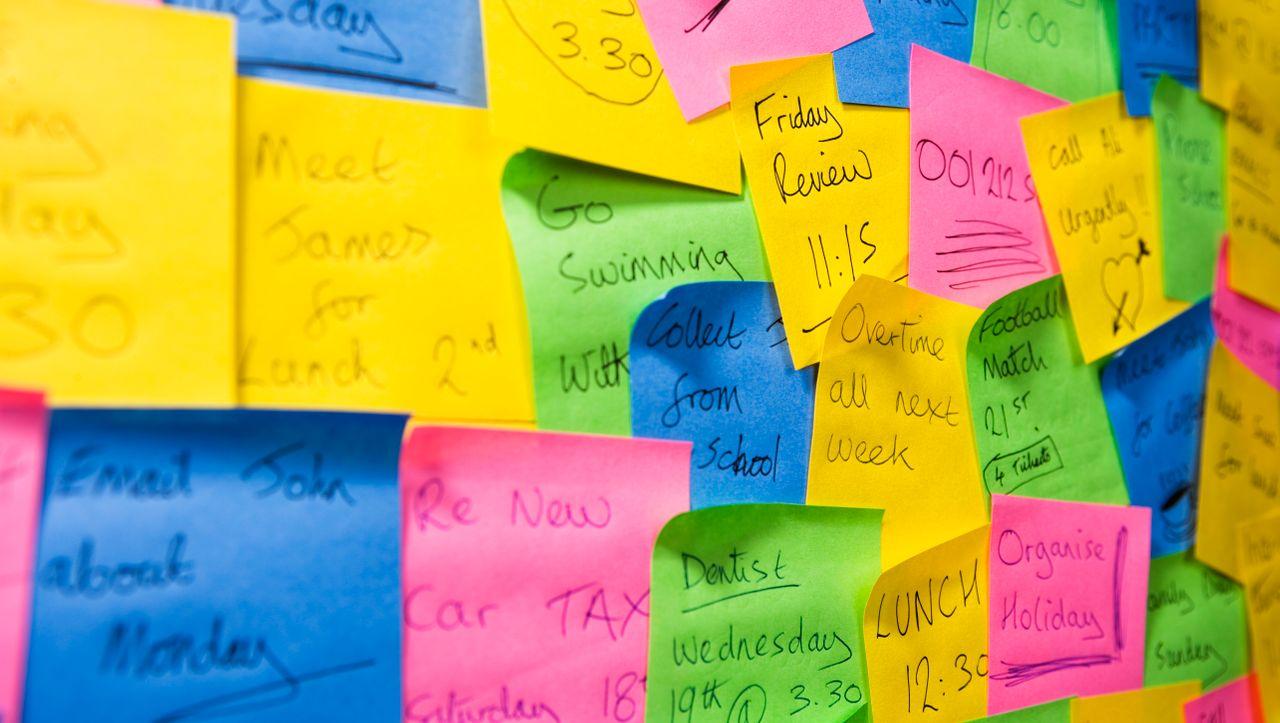 Besser organisiert: Die perfekte To-do-Liste