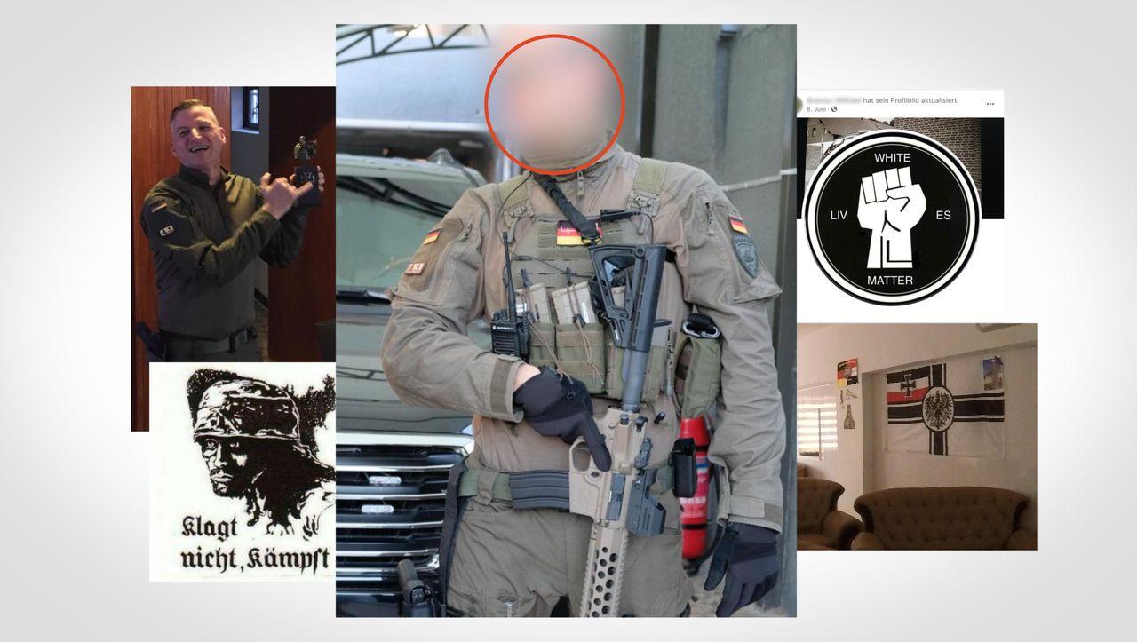 Deutsche Sicherheitsfirma Asgaard im Irak: Wehrmachtsspruch im Hauptquartier