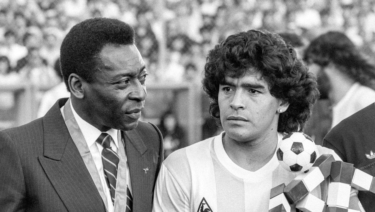 Reaktionen auf den Tod von Diego Maradona: »Ich habe einen großen Freund verloren, die Welt eine Legende«