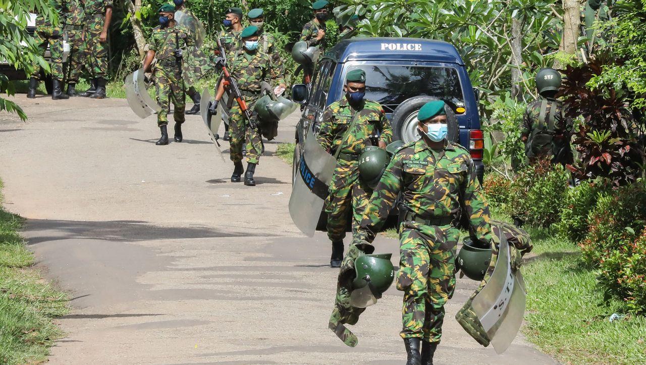 Sri Lanka: Mehrere Tote bei Gefängnisrevolte nach Corona-Ausbruch