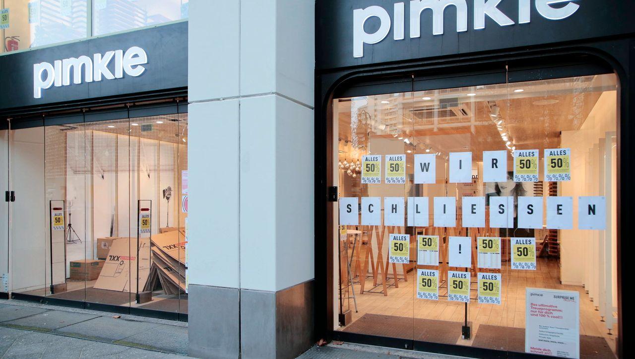 Insolvenzplan: Pimkie schließt rund die Hälfte der deutschen Läden