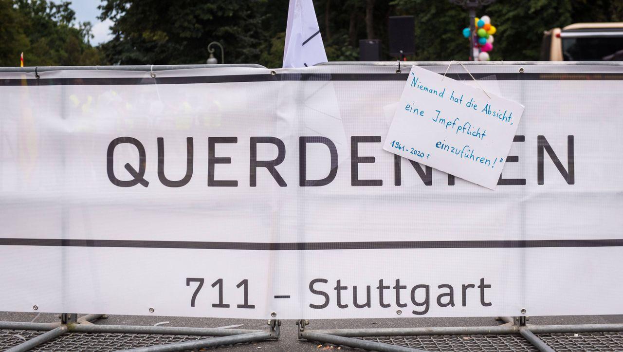 Proteste gegen Coronaschutz: Unbekannte belästigen Stuttgarter mit anonymen »Querdenken«-Anrufen