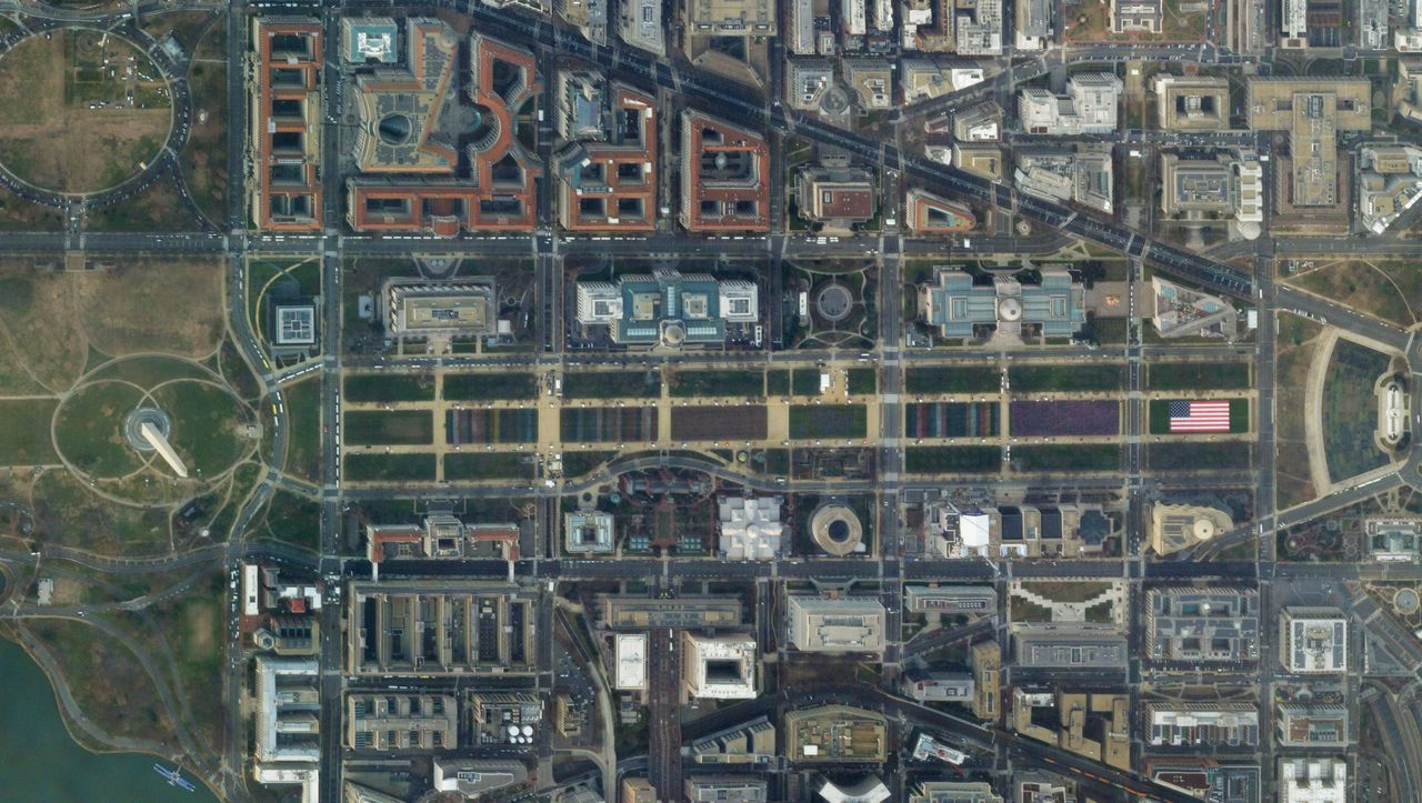 Satellitenbild der Woche: Joe Bidens Rekord
