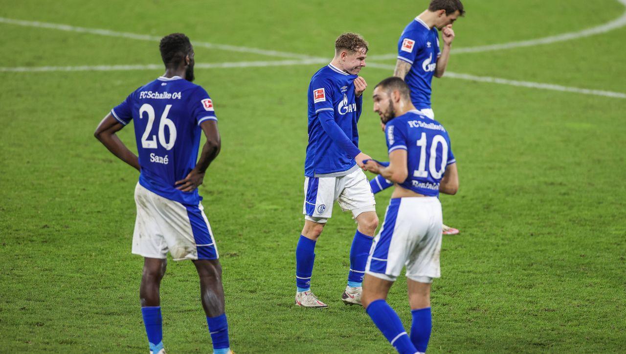 Krise bei Schalke 04: Sprengkraft im Zwischenmenschlichen