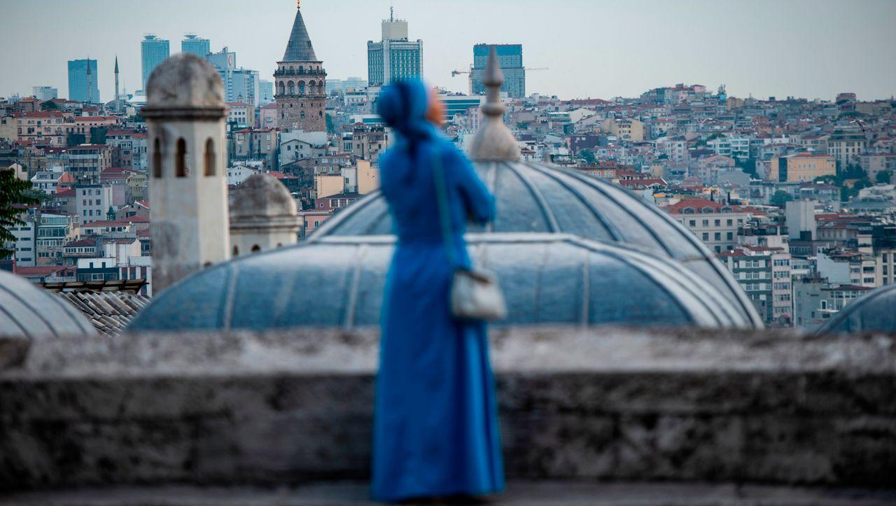 Gewalt gegen Frauen in der Türkei: Blutige Botschaft einer Überlebenden