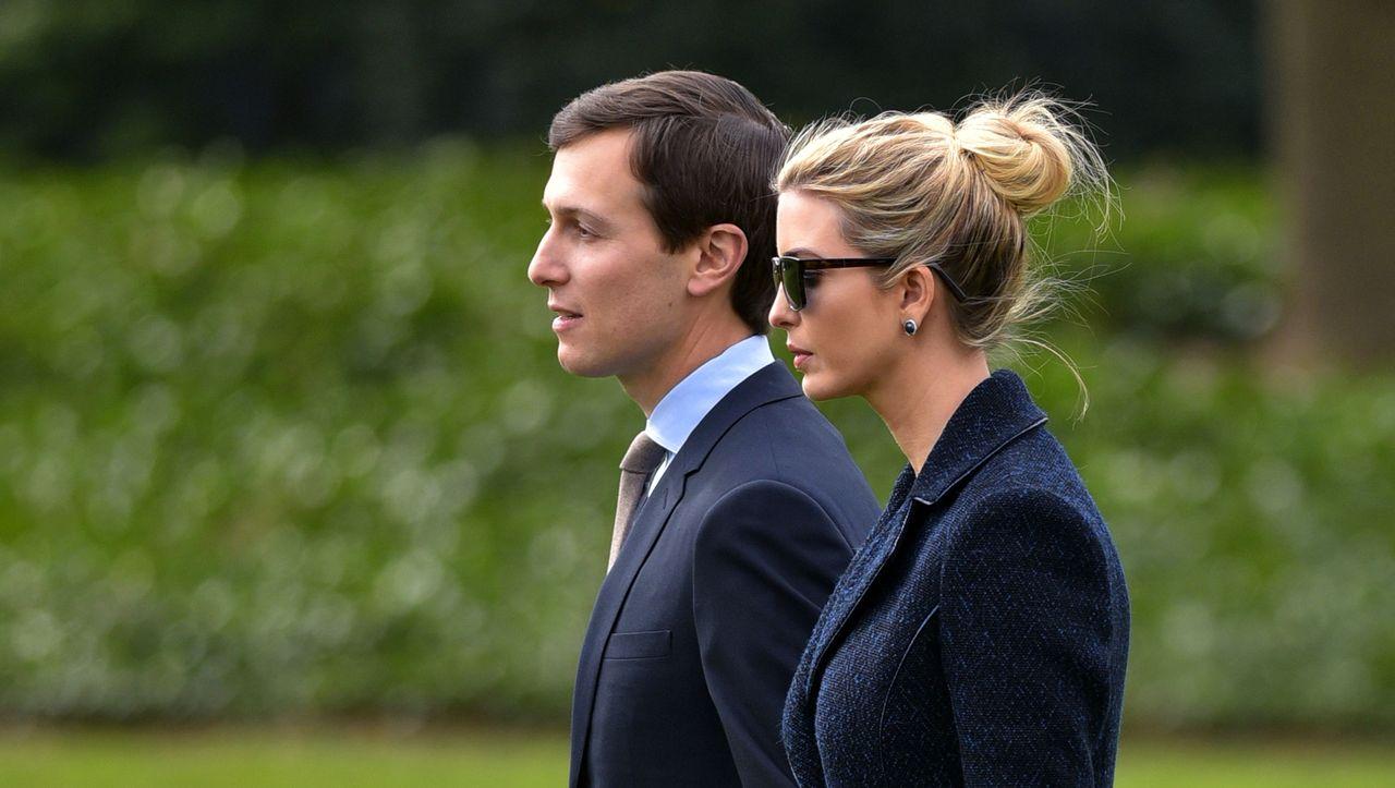 Ivanka Trump und Jared Kushner: Absturz des Prinzenpaars