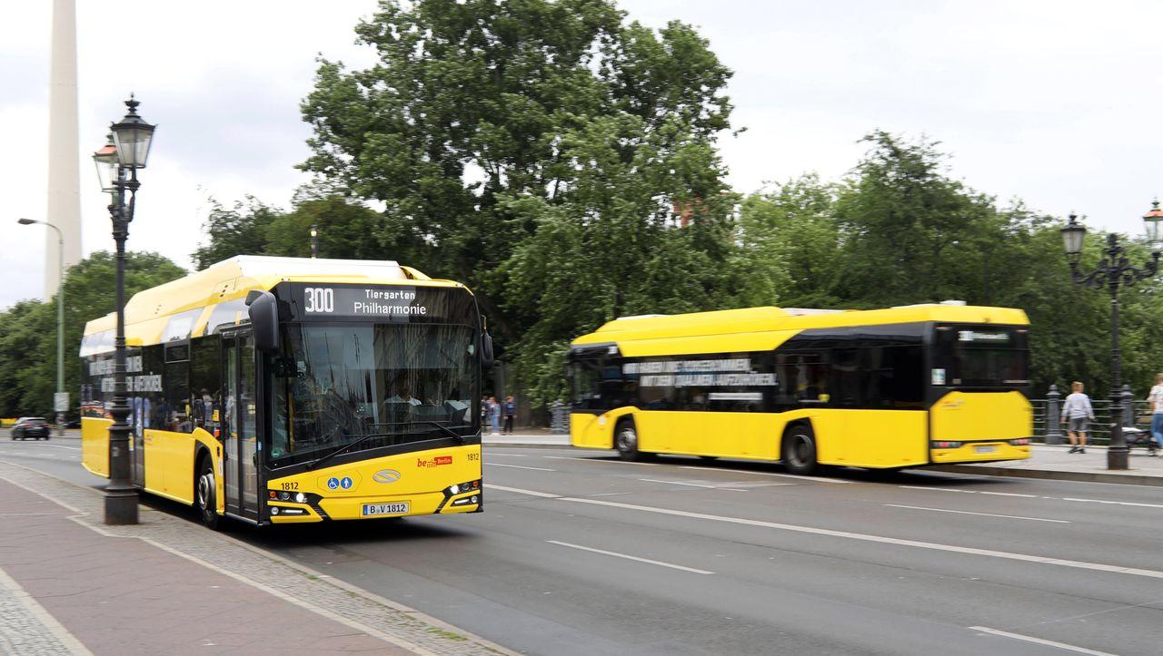 Busse im Nahverkehr: Batterie schlägt Wasserstoff